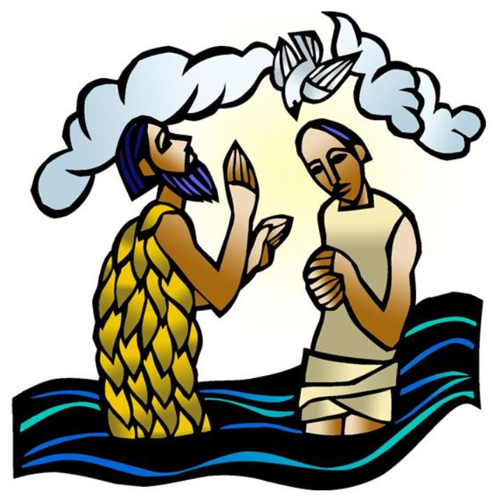 Sermon – Baptism of Our Lord – Trinity Evangelical Lutheran