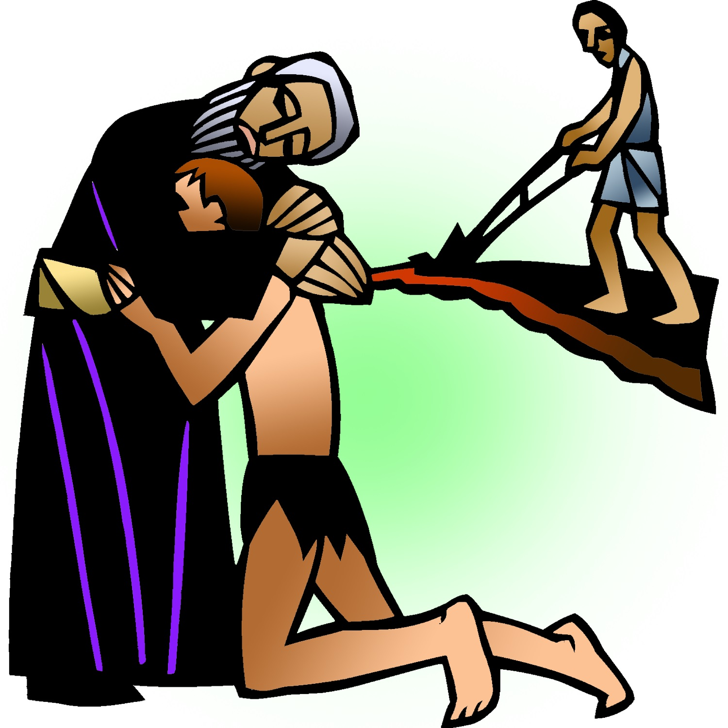 bulletins trinity evangelical lutheran church prodigal son clipart free parable of the prodigal son clipart