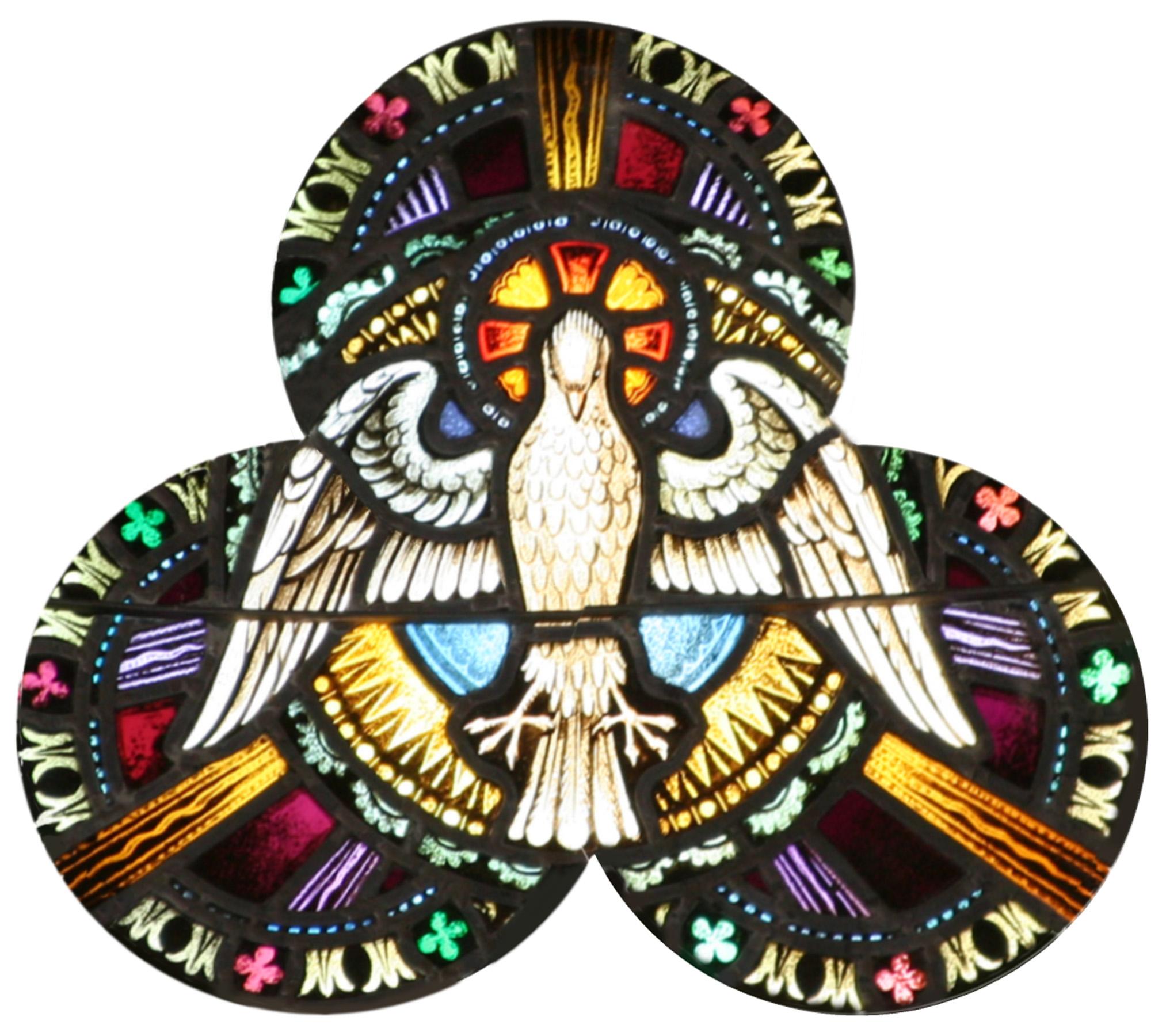 Bulletin holy trinity sunday confirmation trinity evangelical trinity symbol buycottarizona Image collections